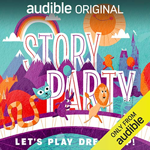 Story Party: Let's Play Dress Up! audiobook cover art