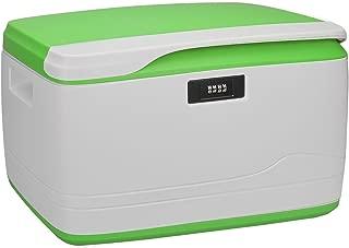 Locking Combination Medicine Box Child Proof Storage Container, 34-Quart/32L Need Assembled-Combination Lock Security
