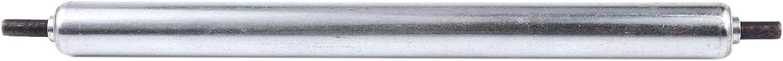 ZUNH2 Carboon Rodillo transportador de l/ínea de Acero 25 mm x 300 mm