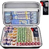Batteriebox Aufbewahrungsbox Tragetasche mit Batterietester