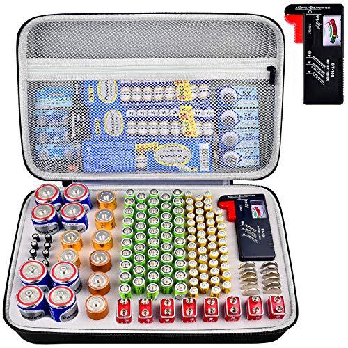 Batteriebox Aufbewahrungsbox Tragetasche...