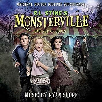 R.L. Stine's Monsterville: The Cabinet Of Souls (Original Motion Picture Soundtrack)
