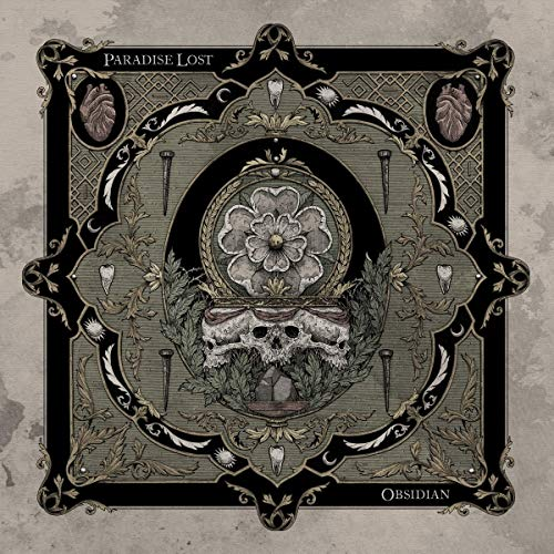 Paradise Lost - Obsidian (Cd Digipack)