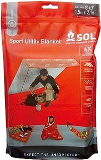 SOL(ソル) スポーツユーティリティーブランケット 12348