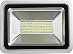 ELEC TECH LED Security Light, 150W LED Floodlight Warm White, for Outdoor workable