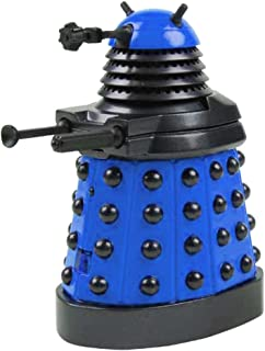 Underground Toys Doctor Who Dalek - Blue Desktop Patrol Figure with Motion Detectors and Sound Effects - 4