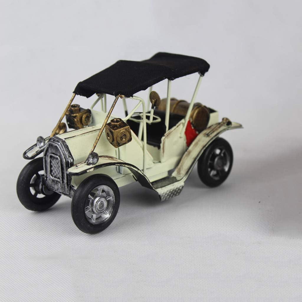 VVBBS JLX 100% quality warranty! Retro Nostalgic Antique Iron NEW before selling ☆ Classic Wrought Model Car