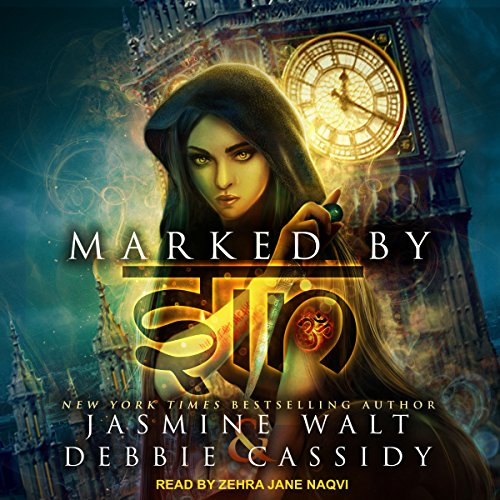 Marked by Sin audiobook cover art