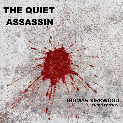 The Quiet Assassin audiobook cover art
