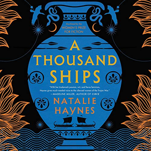 A Thousand Ships  By  cover art