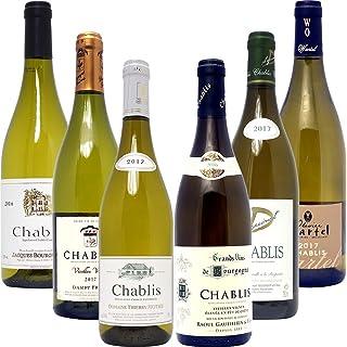 シャブリ101蔵特選 白ワイン6本セット((W0C613SE))(750mlx6本ワインセット)