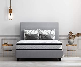 Signature Design by Ashley - Bonnell 10 Inch Gel Foam Firm Pillowtop Mattress - Queen