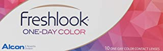 Freshlook Colorblends One-Day Green Non prescription