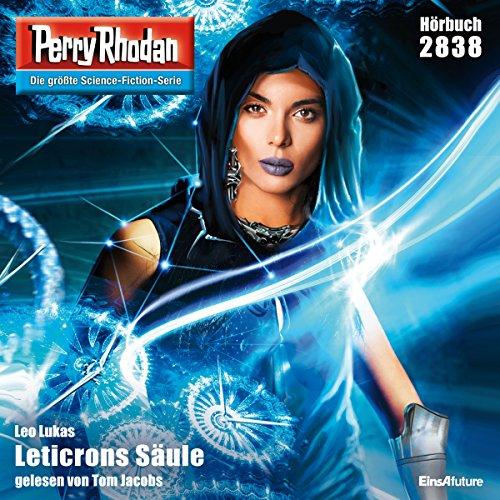 Leticrons Säule (Perry Rhodan 2838) Titelbild