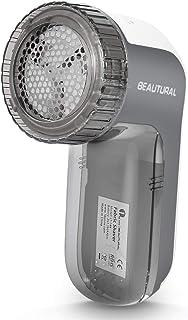 Beautural 毛玉取り器 毛玉カット 乾電池式 持ち運び便利 生地に合わせ3段階調節機能 毛玉カット速度調節可能