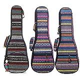 Ukulele Case Bag Bohemia stylet