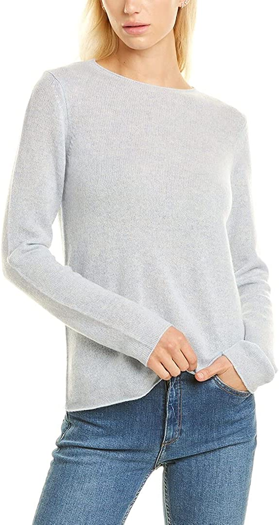 Vince Women's Trimless Cashmere Pullover