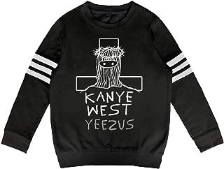Child Kanye-West-My-Beautiful-Dark-Twisted-Fantasy- Sweatshirt Long Sleeve Top for Boys Or Girls