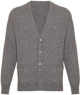 Men's Pure Cashmere Classic Cardigan