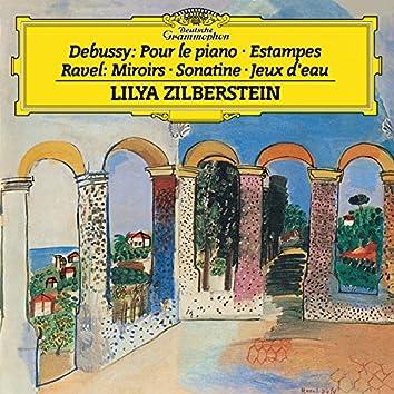 Debussy: Pour le piano, L.95; Estampes, L.100 / Ravel: Miroirs, M.43; Sonatine, M.40; Jeux d'eau, M.30