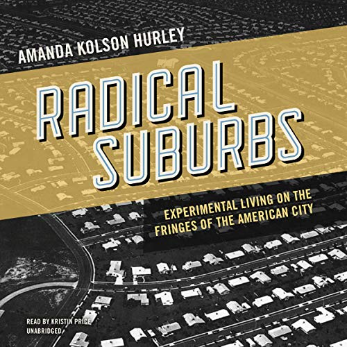 Radical Suburbs cover art