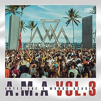 A.M.A - Vol. 3 (Ao Vivo)