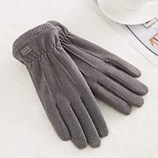 WGG Guantes Magic Touch Screen Guantes sensoriales para mujeres Guantes Girl Female Stretch Knit Gloves Mitones Winter Warm Accessories Wool