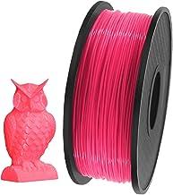 Sponsored Ad - 3D Printing Materials Colorful for 3D Printer 3D Pen Orange White Black Red Blue Filament PLA 1.75mm 1kg
