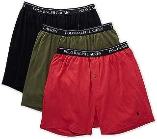 Men's 3-Pack Knit Boxers