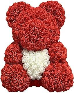 Amazonfr Coeur En Fleurs Artificielles
