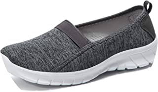 Sneakers Breathable Ballet Flats on Flats Loafers Shoes Plus Size 7695