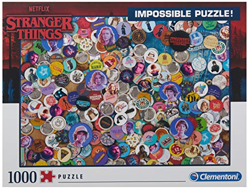 Puzzle 1000 Piezas Impossible Strange Things (39528.6)