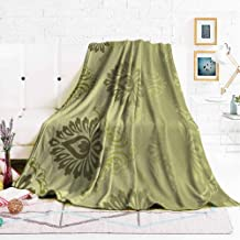 hengshu Fuzzy Blankets King Size Soft Throw Blankets for Adults W70 x L84 Inch