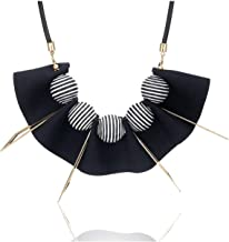 Joyas de Moda, Collar Colgante, Statement Cloth Necklace For Women Lotus Leaf Collares $ Pendant New Jewelry Collares Mujer Kolye Bijoux Mulheres Colar MX071