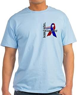 Pulmonary Fibrosis Awareness 1 Cotton T-Shirt