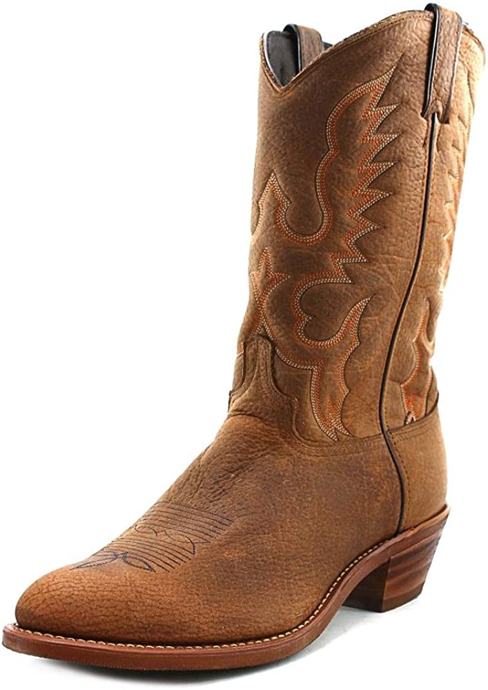Abilene Men's Nashville-Davidson Mall Omaha Mall Bison Boot Cowboy Leather