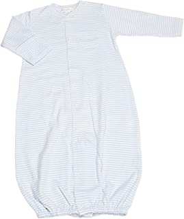 Kissy Kissy - Simple Stripes Converter Gown - Pink