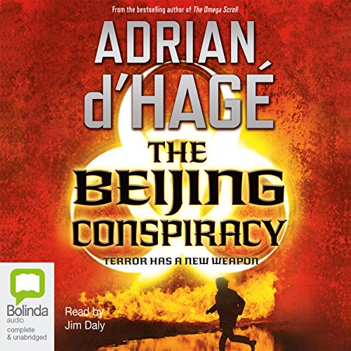 The Beijing Conspiracy audiobook cover art