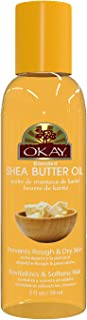 Okay Shea Butter Oil for Hair and Body 59ml