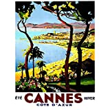 Wee Blue Coo Travel Tourism Cannes Cote D'Azur Beach Film