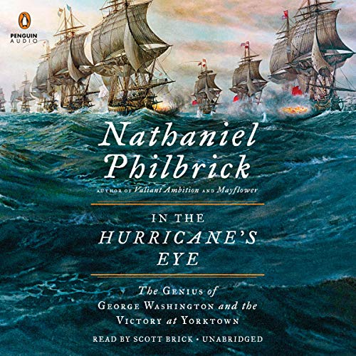 In the Hurricane's Eye audiobook cover art
