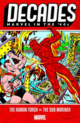 Decades: Marvel In The 40
