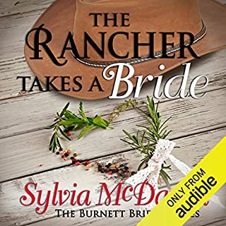 The Rancher Takes a Bride audiobook cover art