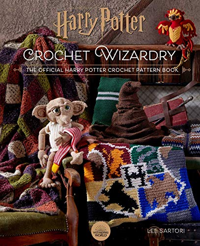 Harry Potter: Crochet Wizardry: The…
