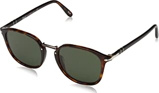 Persol Sunglasses For Men, Green PO3186S 24/31 51 51 mm