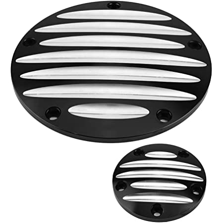 HTTMT MT429-002C Derby Timing Timer Covers Compatible with Harley Sportster XL Iron 883 1200 Seventy Two