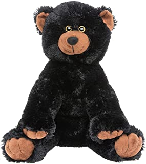 Cuddly Soft 16 inch Stuffed Plush Black Bear - We stuff 'em...you love 'em!