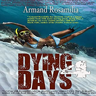 Dying Days 4 audiobook cover art