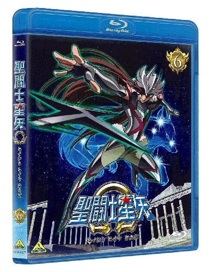 対称移動ブリード聖闘士星矢Ω 6 [Blu-ray]
