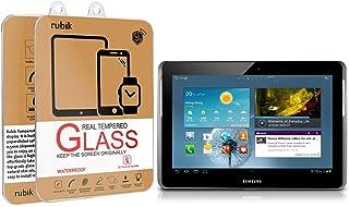For Samsung Galaxy Tab 2 10.1 P5100 - Rubik Real Tempered Glass Saphire HD Screen Protector For Samsung Galaxy Tab 2 10.1 ...